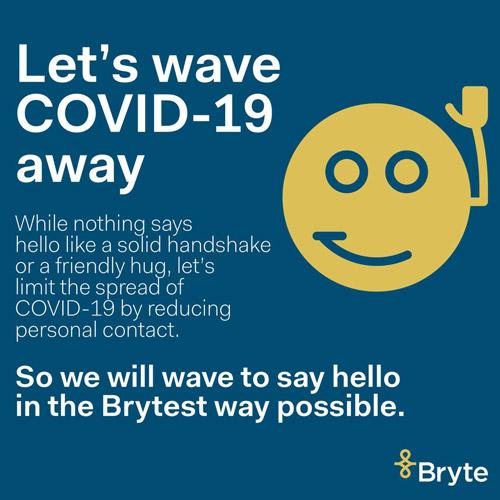 Bryte Insurance | Wave away