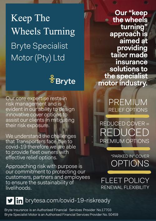 Bryte Insurance | Specialist Motor